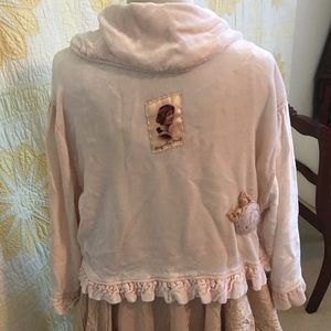 Magnolia Pearl Jackets & Coats - Re-posted Magnolia Pearl Velvet Jacket
